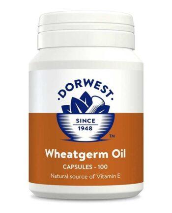 Dorwest Wheatgerm Oil Capsules
