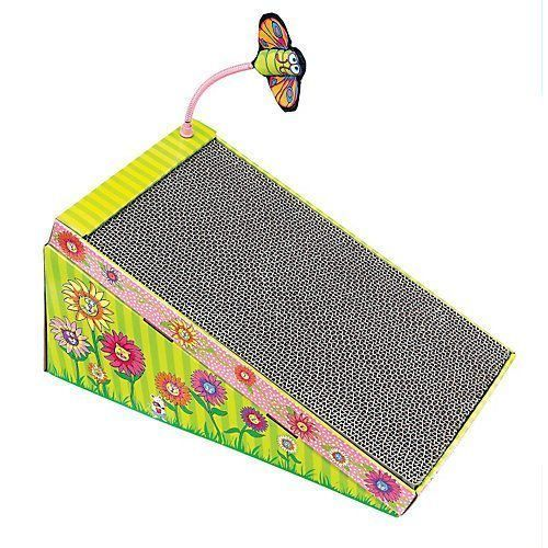 Big Mamas Scratch n Play Cat Ramp